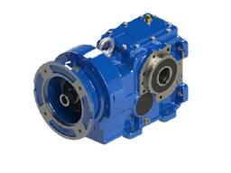 Цилиндро-конический редуктор NRW K35390