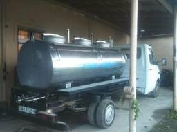 Цистерна для перевозки молока