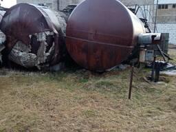 Резервуар цистерна бочка емкость тара75м3