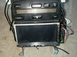 Clarion MAX 760HD - Монитор (команд) на Lexus SC 1 поколение