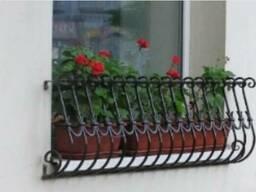 Цветочница на окно КО2