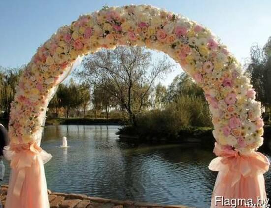 0063957781a4b Цветы. Флордизайн. Цветы на праздникю Арка цена, фото, где купить ...
