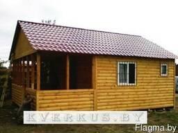 Дачный домик Классик