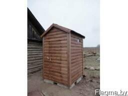 """Дачный туалет """"Богатырь"""""""