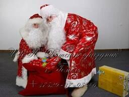 Дед Мороз и Снегурочка - фото 1