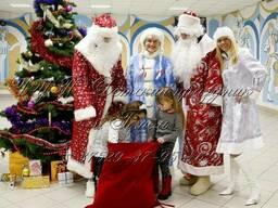 Дед Мороз и Снегурочка - фото 2