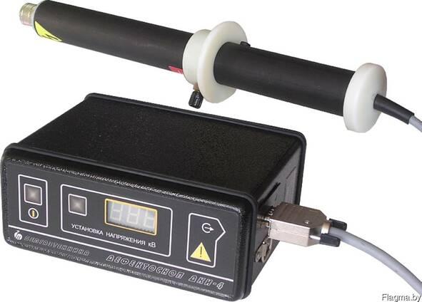 Дефектоскопы для контроля качества изоляции ДКИ-4