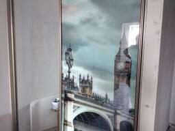 Декоративное стекло для шкафа-купе и фасадов
