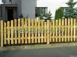 Декоративный забор - фото 4