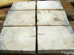 Декоративные панно из спилов дерева - фото 5