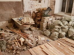 Демонтаж крыши демонтаж пола