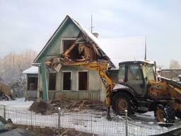 Демонтаж, снос зданий и сооружений в Столбцовском р-не - фото 3