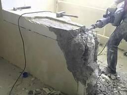 Демонтажные работы в Витебске