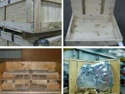 Деревянная тара, деревянные ящики, фанерная тара - фото 2