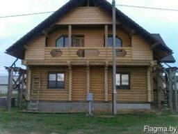 Деревянные дома, бани беседки из сруба