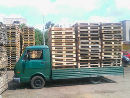 Деревянные поддоны 800х1200 в Минске Доставка