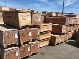 Фанера б/у, фанерные ящики б/у, деревянные ящики б/у - фото 3