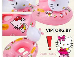 Детская лодка Hello Kitty