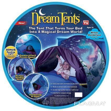 Детская палатка для сна Dream Tents