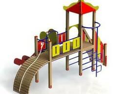 Детские игровые площадки ЭКТА