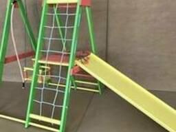 Детские спортивно - игровые комплексы