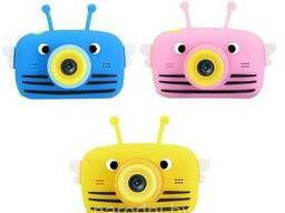 Детский цифровой фотоаппарат Smart Kids Cam TOY 9 PLUS Funny