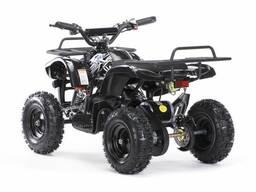Детский электроквадроцикл MOTAX Мини-Гризлик Black