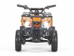 Детский электроквадроцикл MOTAX Мини-Гризлик Orange