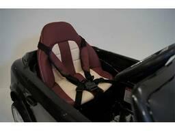 Детский электромобиль Electric Toys BMW Х3 Lux (черный)