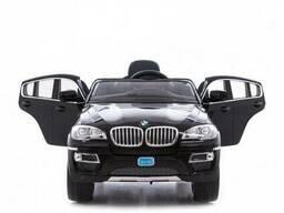 Детский электромобиль Electric Toys BMW Х6 EVA Lux (черный)