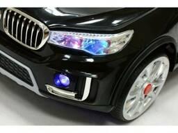 Детский электромобиль Electric Toys BMW X7 Lux (черный)