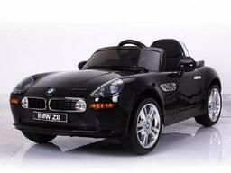 Детский электромобиль Electric Toys BMW Z8 EVA Lux лицензия (черный)