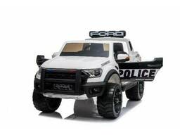Детский электромобиль Electric Toys Ford Ranger Police Lux (белый)