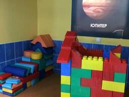 Детский игровой лабиринт