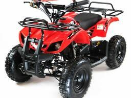 Детский квадроцикл MOTAX ATV Мини-Гризлик Х-16 (электростартер, родительский пульт)