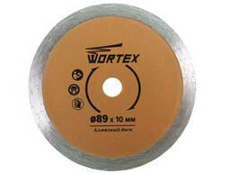 Диск пильный по керамике 89x10 мм HS S100 T в блистере. ..
