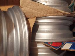 Диски колесные усиленные r16
