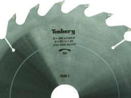 Дисковые пилы Timbery 300x50z18+4