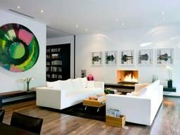 Дизайн интерьера домов, квартир. 3D визуализация - фото 2