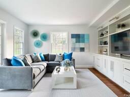 Дизайн интерьера домов, квартир. 3D визуализация - фото 3