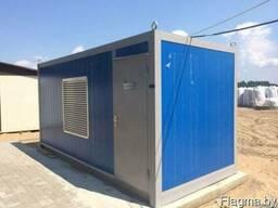 Дизель генератор АД в контейнере от 10 - 1500 кВт ( 220/380