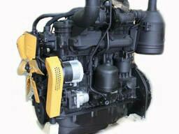 Дизельный Двигатель НА Электроагрегат ММЗ, Д-246.4 - 86М...