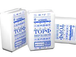 Для биотуалетов: торфяные наполнители 100 л