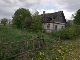 Дом под снос в а/г Большая Турна