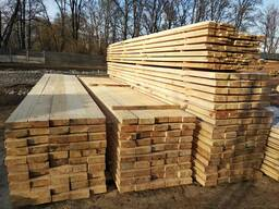 Брус деревянный 6, 7, 8 метров. Доставка.