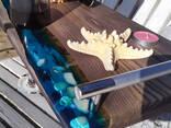 Доска, полка, столик для ванной, на подарок - photo 1