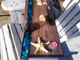 Доска, полка, столик для ванной, на подарок - photo 2