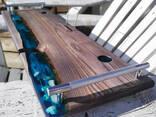 Доска, полка, столик для ванной, на подарок - photo 6