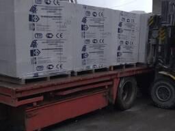 Доставка блоков стеновых Д500 на клей