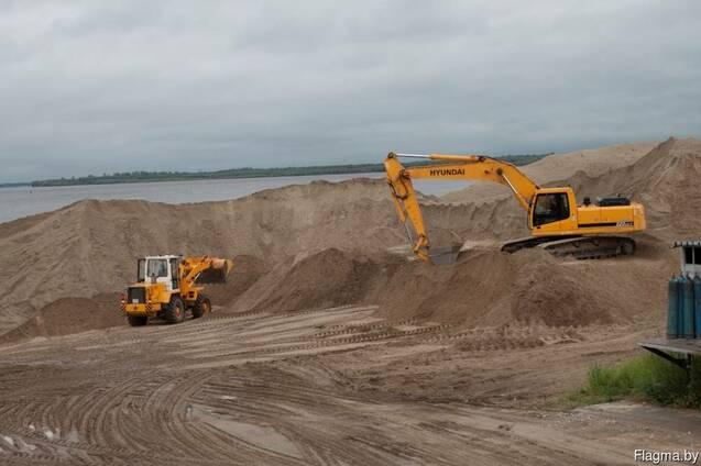 Доставка песка в Витебске. Песок в Витебске -Доступные цены!